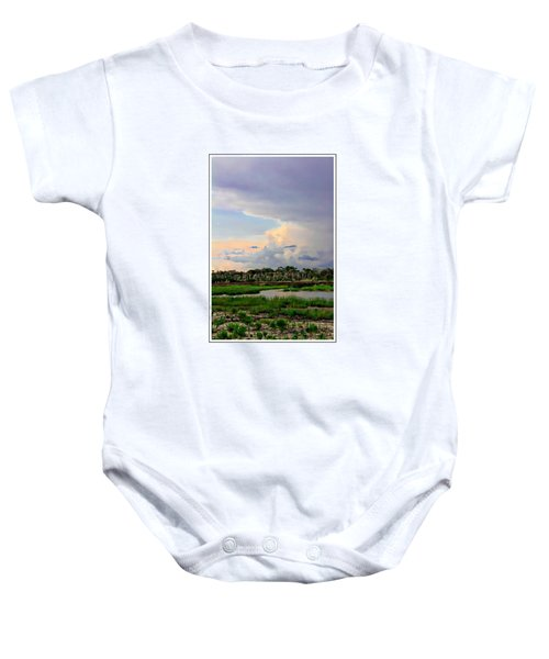 Intracoastal Colours Baby Onesie