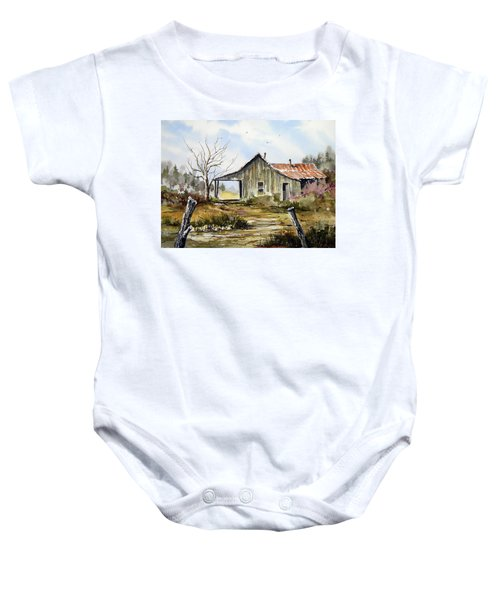 Joe's Place Baby Onesie