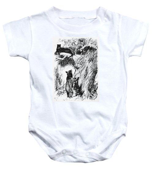 Mowgli Baby Onesies Fine Art America