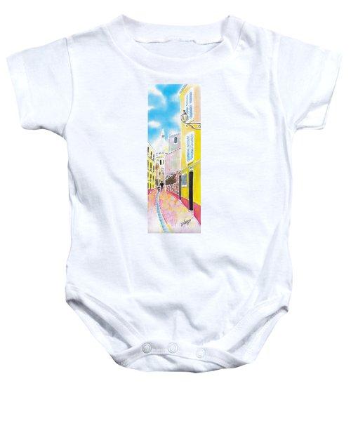 La Butte Montmartre Baby Onesie