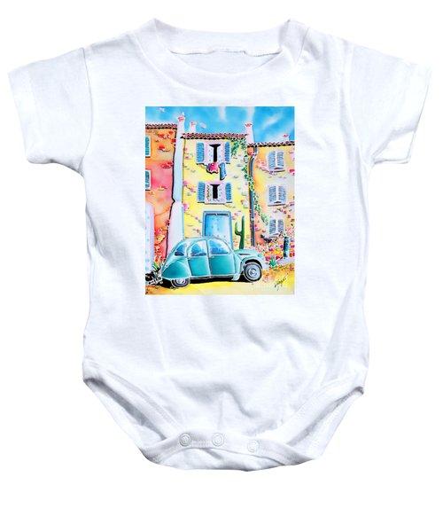 La Maison De Copain Baby Onesie