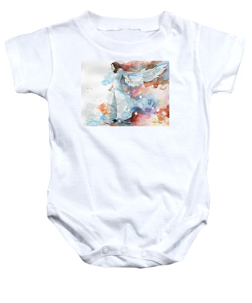 Life The Universe And Everything Baby Onesie