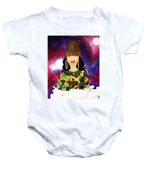 Limitless Baby Onesie