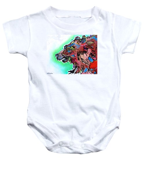 Little Griz Baby Onesie