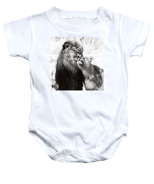 Love Ya You Big Lug Baby Onesie