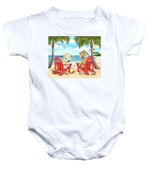 Loving Key West Baby Onesie