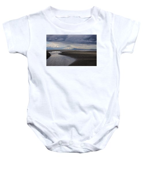 Tidal Design Baby Onesie