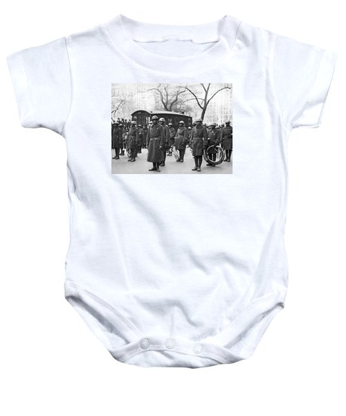 Lt. James Reese Europe's Band Baby Onesie by Underwood Archives