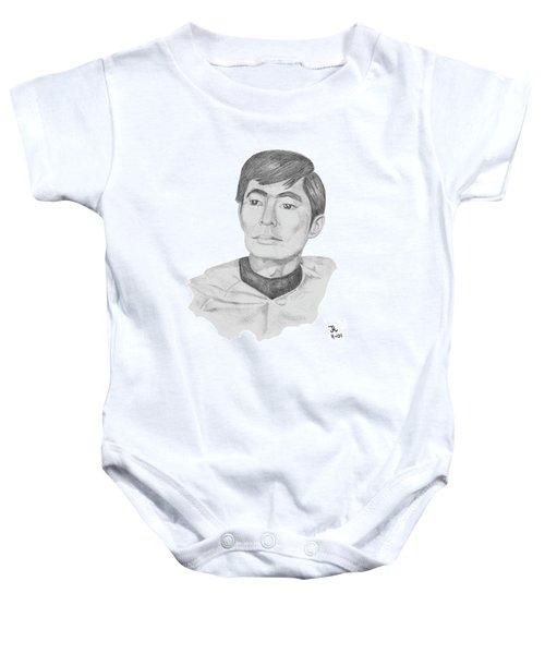 Lt. Sulu Baby Onesie