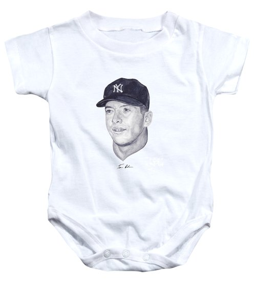 Mantle Baby Onesie by Tamir Barkan