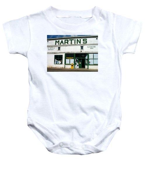 Martin's Baby Onesie