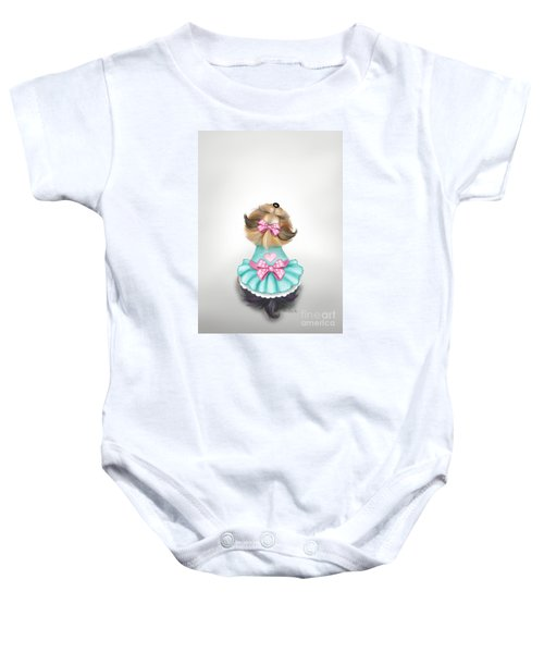 Miss Pretty Baby Onesie
