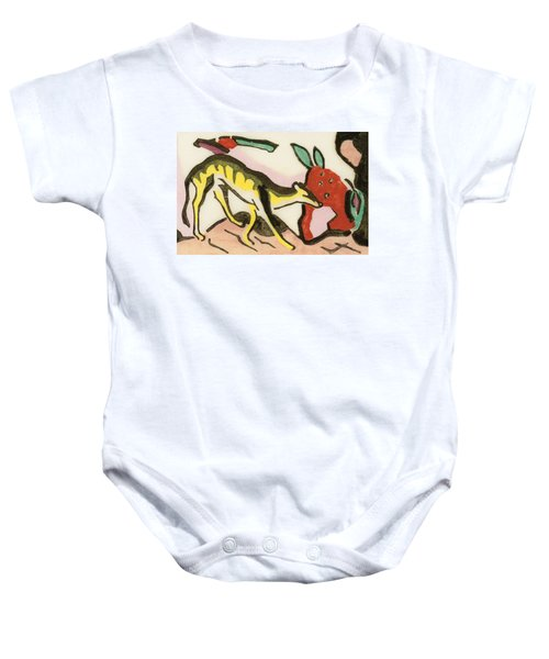 Mythical Animal  Baby Onesie