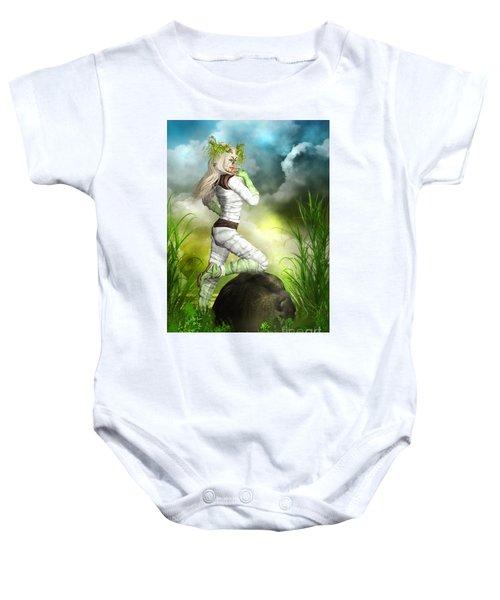New Earth 3014 Baby Onesie