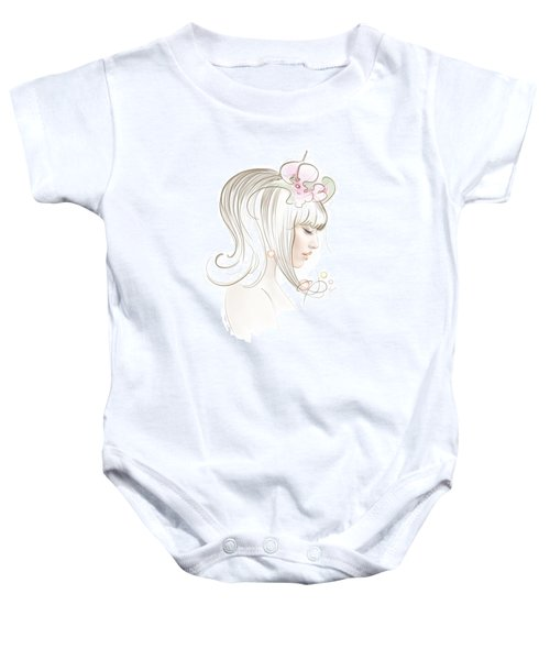 New Star Baby Onesie