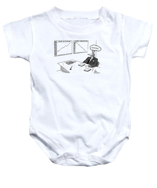 New Yorker May 16th, 1994 Baby Onesie