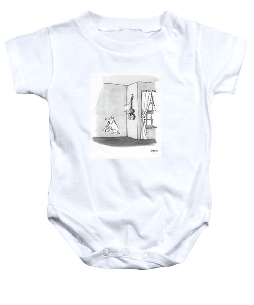 New Yorker May 8th, 1971 Baby Onesie