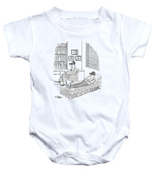 New Yorker November 1st, 1999 Baby Onesie