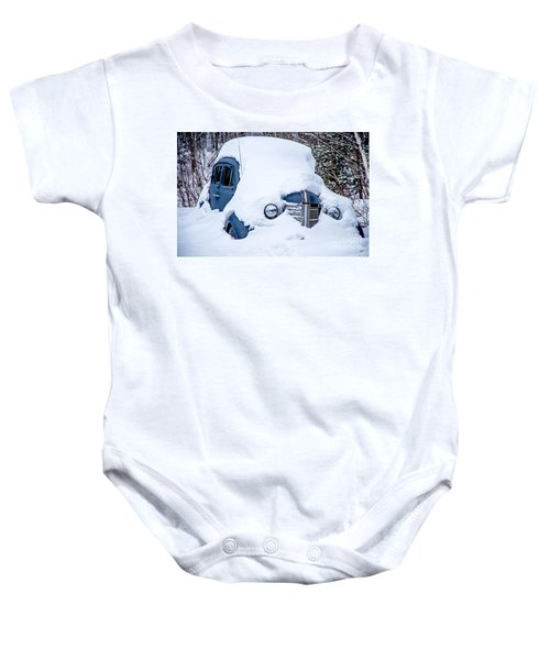 Old Coupe Baby Onesie