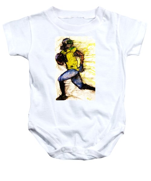 Oregon Football 2 Baby Onesie