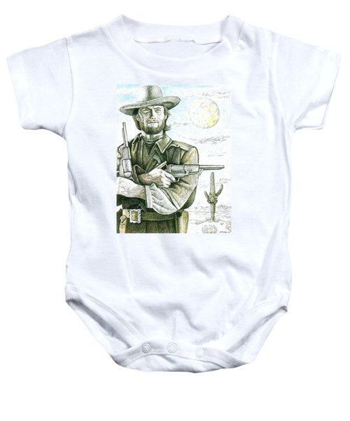 Outlaw Josey Wales Baby Onesie