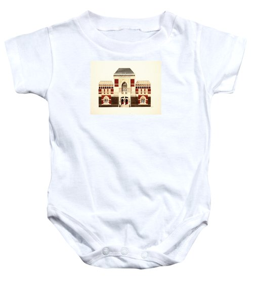 Pennsylvania Academy Of Fine Art Baby Onesie