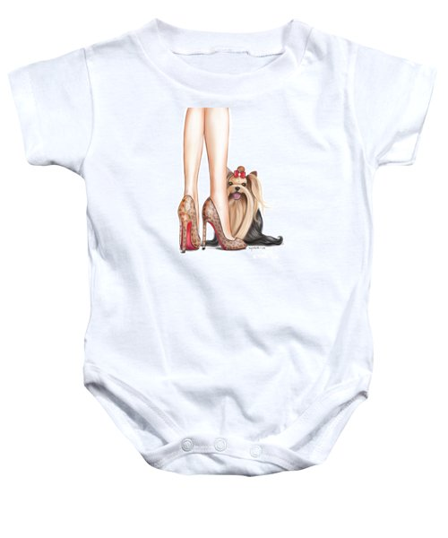 Perfect Match Baby Onesie