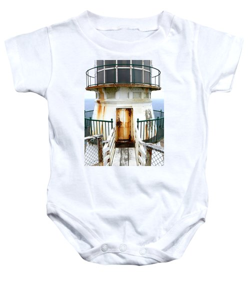 Point Reyes Historic Lighthouse Baby Onesie