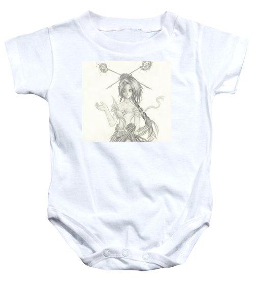 Princess Altiana Baby Onesie