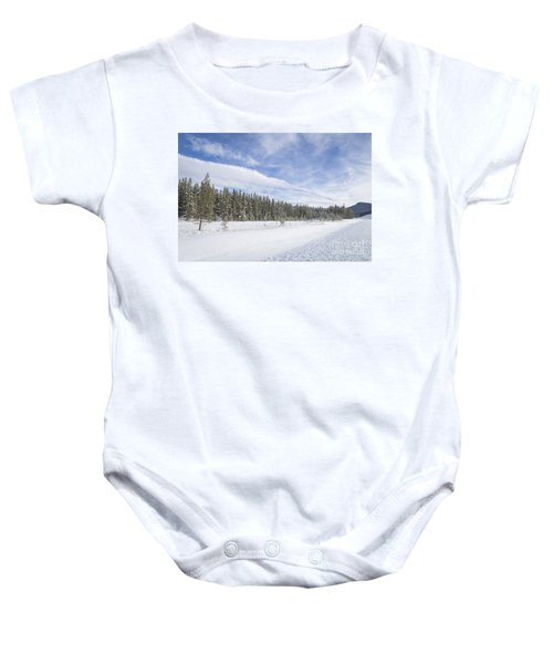 Pure Delight Baby Onesie