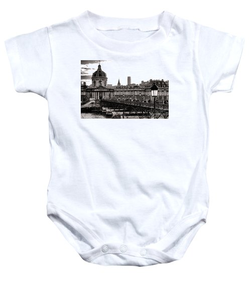 Quintessential Paris Baby Onesie
