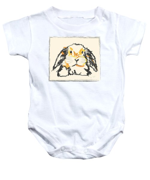 Rabbit Jon Baby Onesie