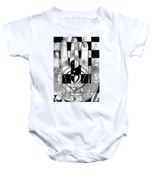 Remember To Love And Nurture Baby Onesie
