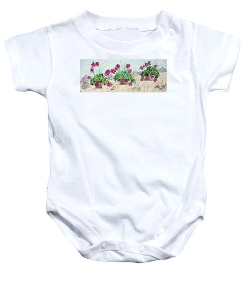 Rock Path Baby Onesie