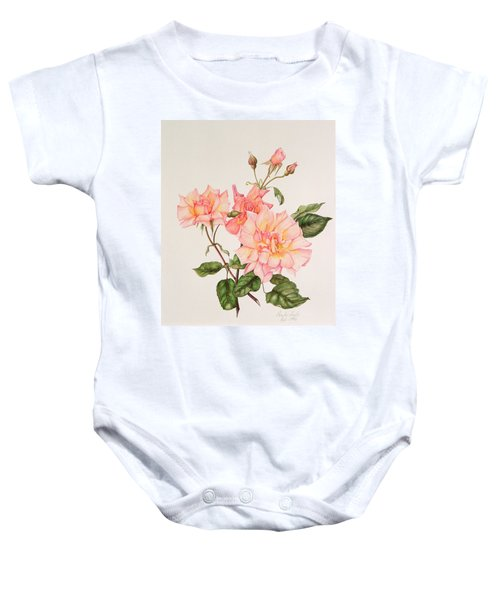 Rosa Compassion Baby Onesie