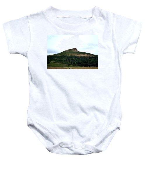 Roseberry Topping Hill Baby Onesie