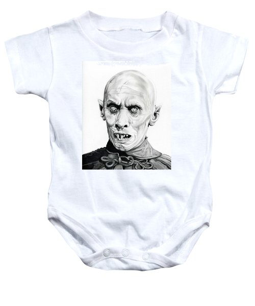 Salem's Lot Baby Onesie