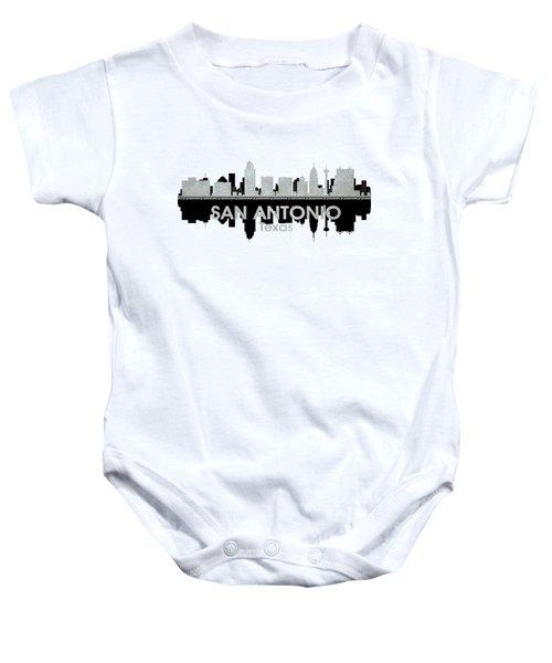San Antonio Tx 4 Baby Onesie