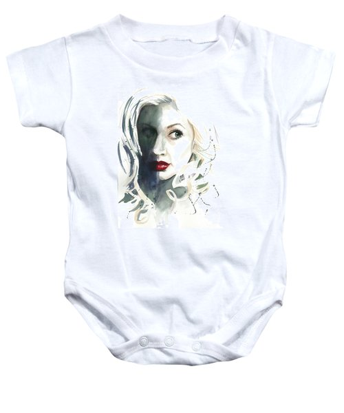 Shadows Of The Past Baby Onesie