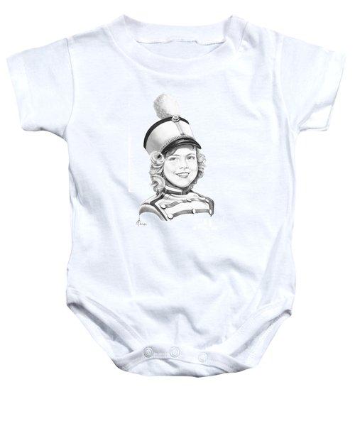 Shirley Temple Baby Onesie