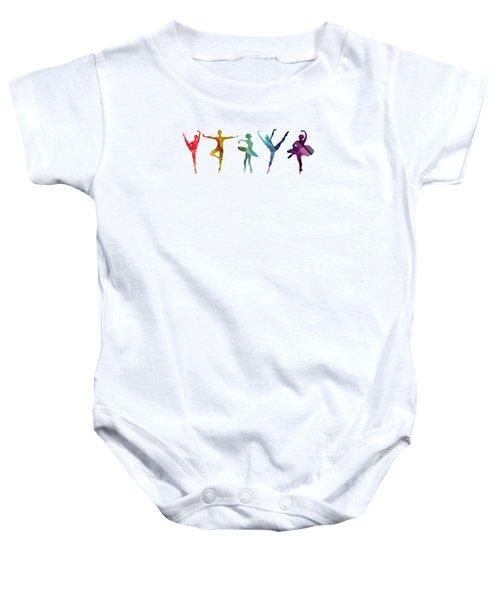 Simply Dancing 3 Baby Onesie