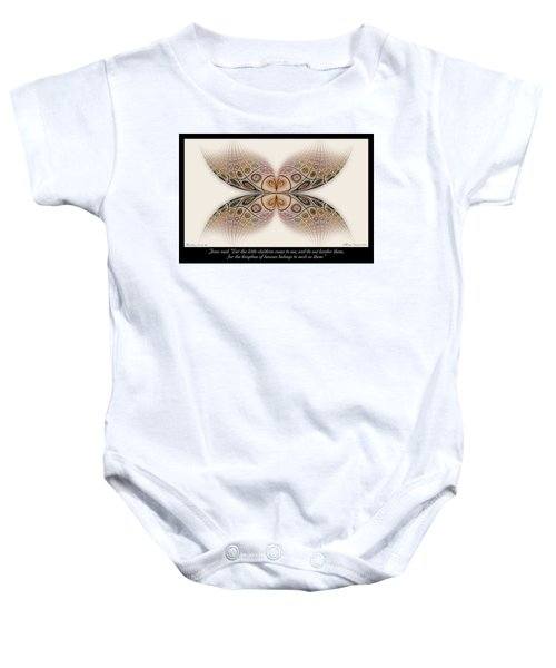 Such As These Baby Onesie