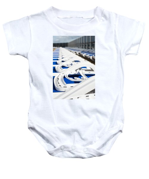Take Your Pick Baby Onesie