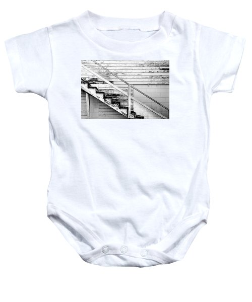 The Back Stairs Baby Onesie