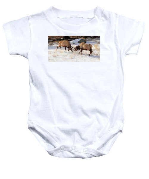 The Battle Baby Onesie
