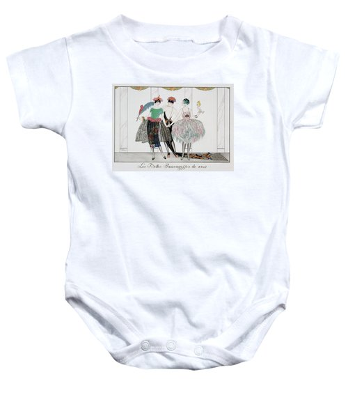 The Beautiful Savages Baby Onesie