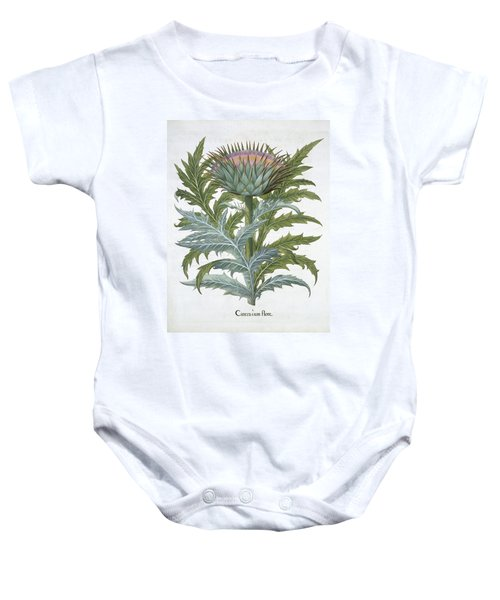 The Cardoon, From The Hortus Baby Onesie by German School