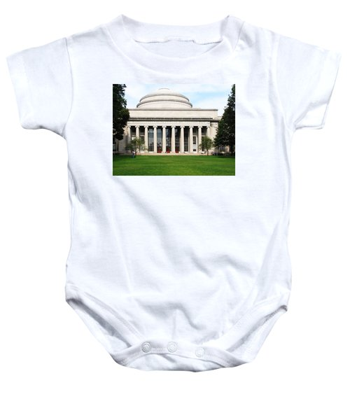 The Dome At Mit Baby Onesie