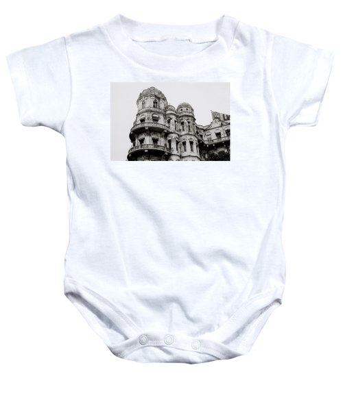 The Esplanade Mansions Baby Onesie
