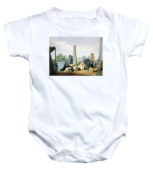 The Exterior, From Dickinsons Baby Onesie by English School